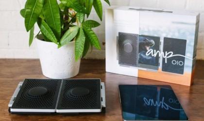 ipad stands - OIO Amp iPad Speaker Stand
