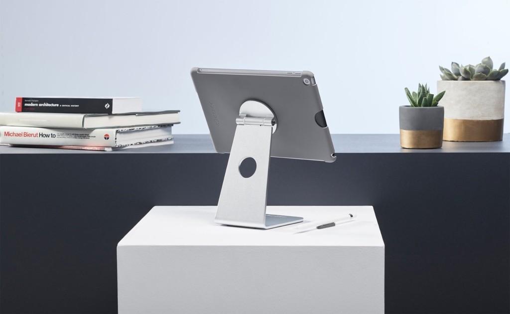 ipad stands - Proper iPad Pivot Stand Swiveling Tablet Holder 1