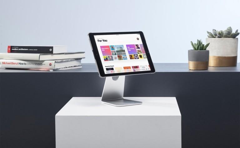 ipad stands - Proper iPad Pivot Stand Swiveling Tablet Holder 2