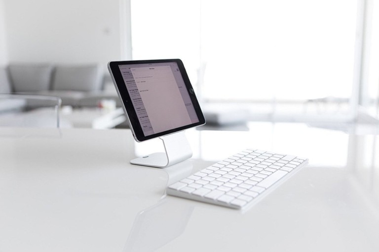 ipad stands - Slope Micro-Suction iPad Stand 2