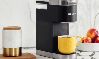 smart gadgets - Keurig K Mini Plus Portable Coffee Maker