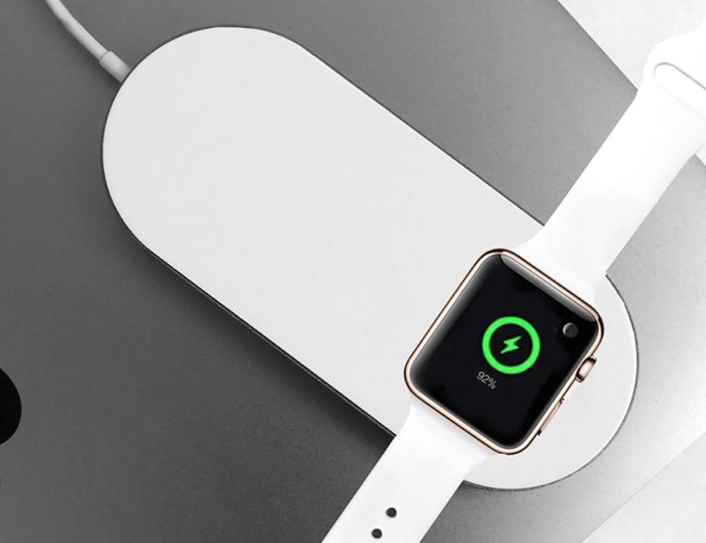 smart gadgets - iPM 2-in-1 Wireless Charging Pad