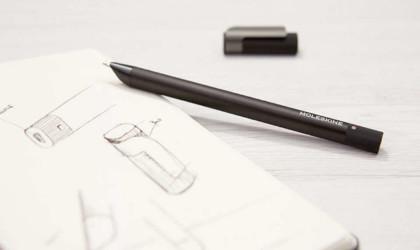 useful gadgets 2019 - Moleskin Pen Plus Ellipse Smart Pen 01