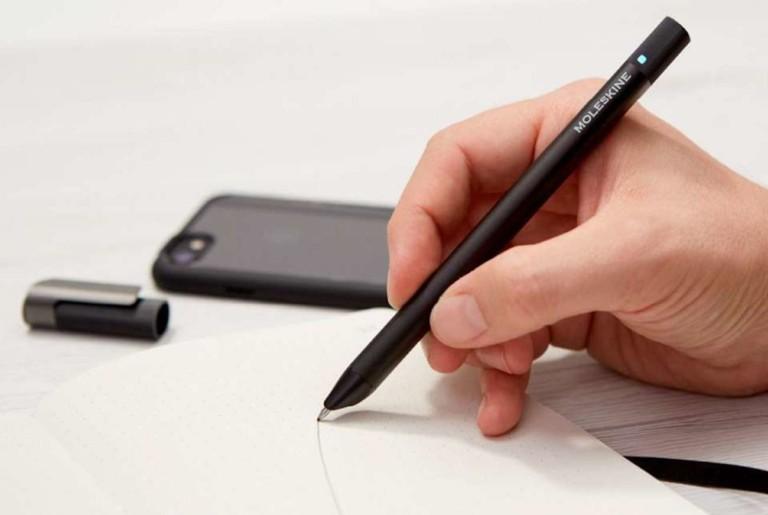useful gadgets 2019 - Moleskin Pen Plus Ellipse Smart Pen 03