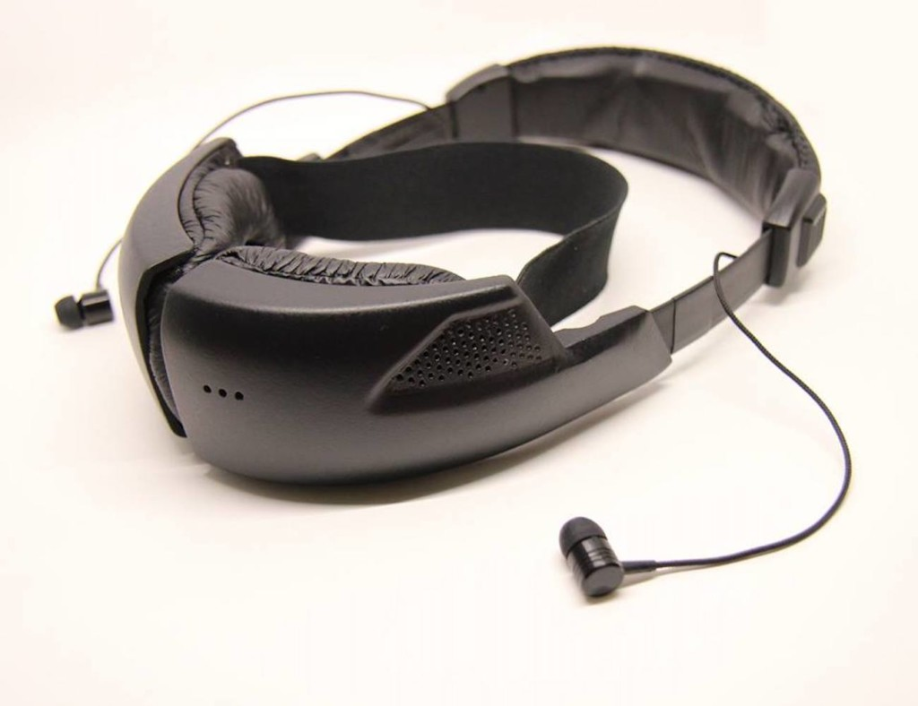 weird gadgets - Hushme Personal Acoustic Device 2