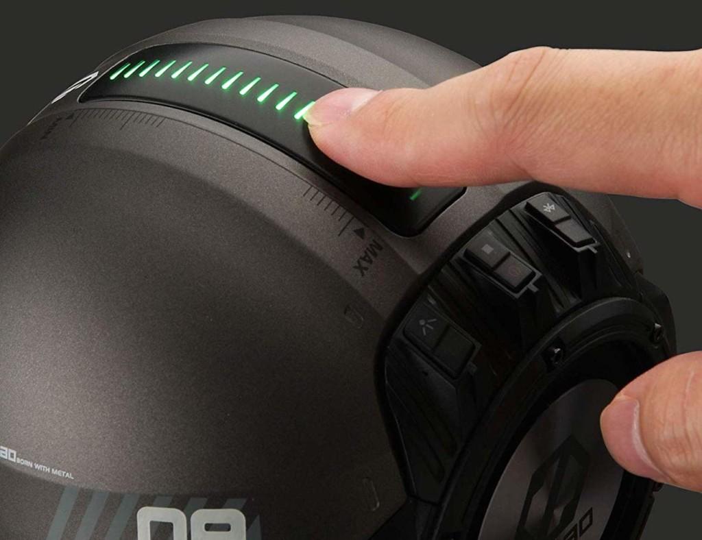 weird gadgets - Zoeao GravaStar Robotic Bluetooth Speaker