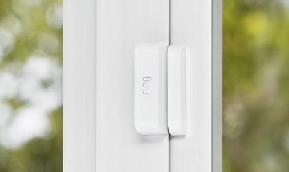 Ring intrusion sensor close-up