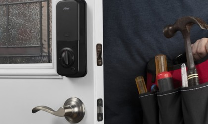 Alfred Smart Touchscreen Home Deadbolt