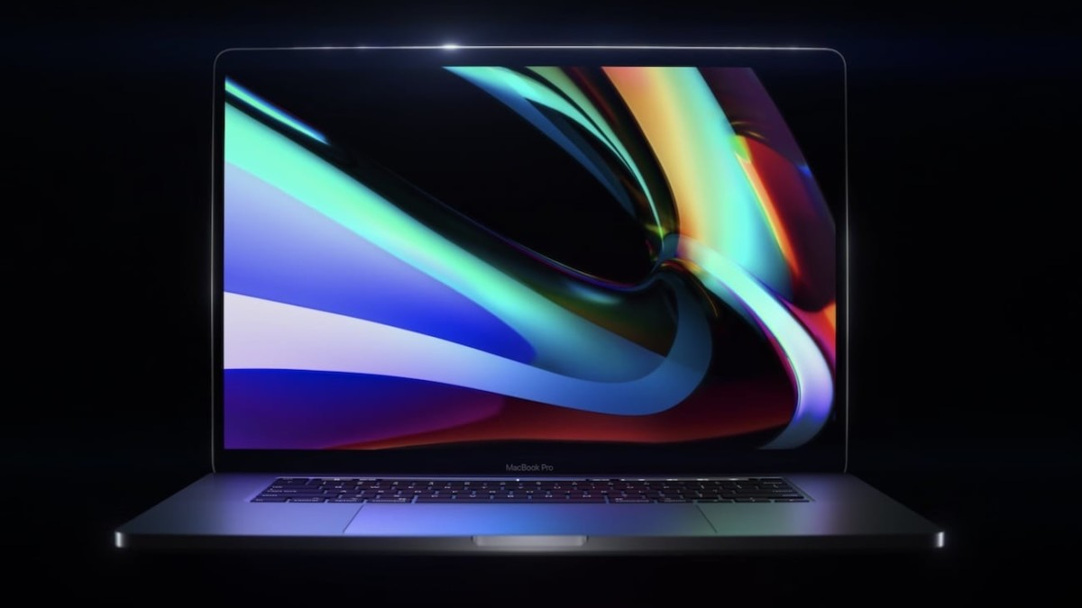 Apple MacBook Pro 16-Inch Powerful Laptop has a Magic Keyboard for precise, quite movements