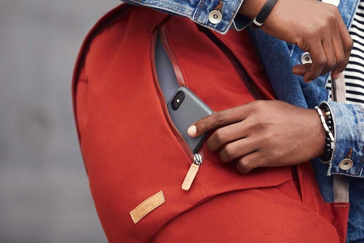 Bellroy Campus Student Backpack totes all your school and life essentials