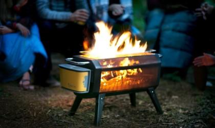 BioLite FirePit Smokeless Wood Fire Pit