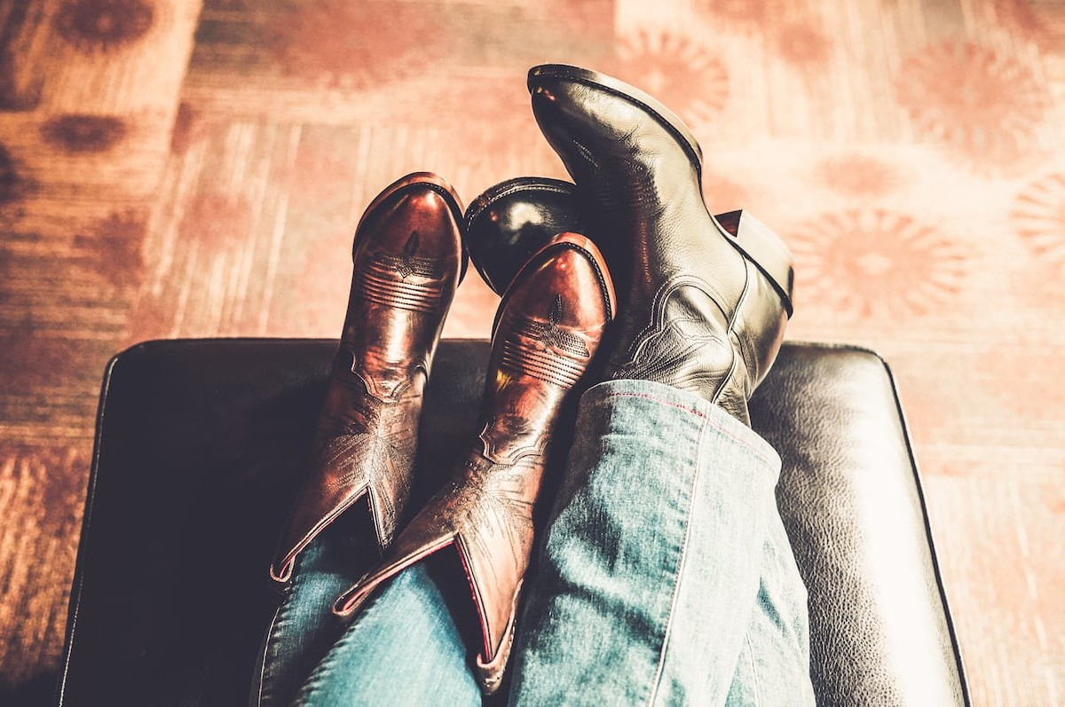 Chisos Handcrafted Cowboy Boots are unique, comfortable, and gorgeous