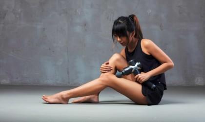 Eleeels X1T 360° Percussive Massage Gun