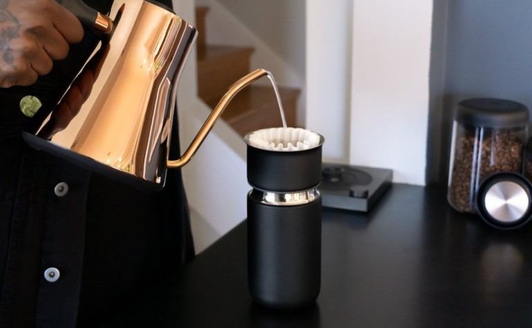 Fellow Products Carter Everywhere Travel Mug enhances your coffee-drinking experience