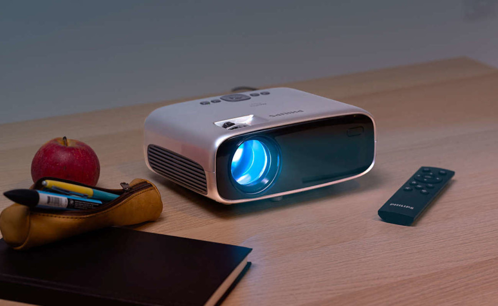 How a mini projector can transform your movie nights