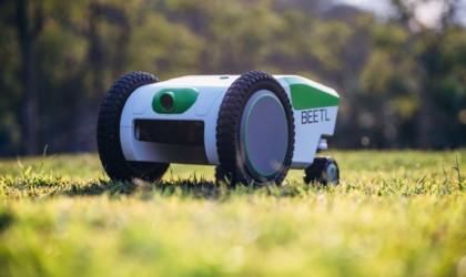 Beetl smart tech rear view