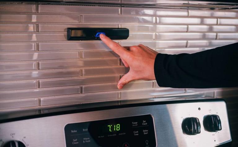 Safera over stove