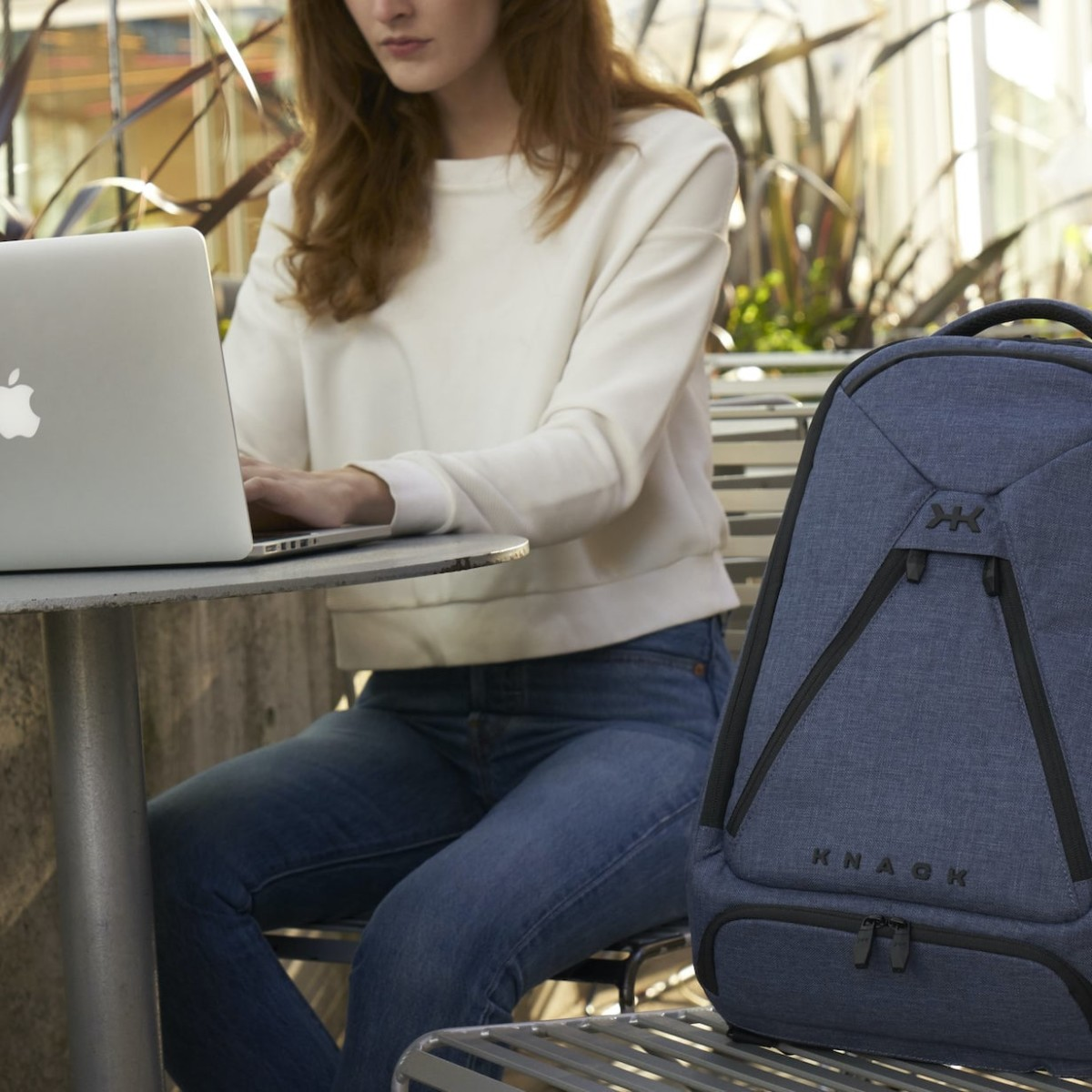 Knack Bags All-Purpose Backpacks work for everyday, travel, and professional situations