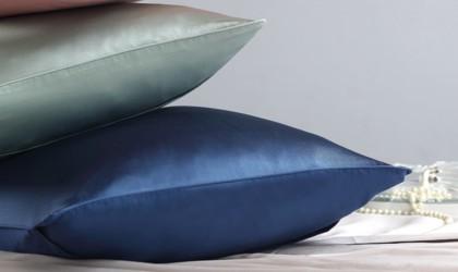 LIFEASE Silk Hypoallergenic Pillowcase