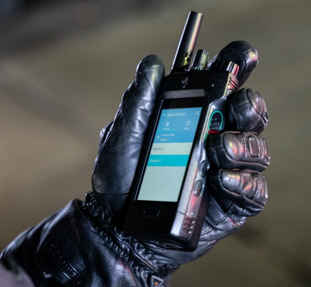 Motorola Solutions APX NEXT 2-Way Smart Radio is easy to use for public safety professionals
