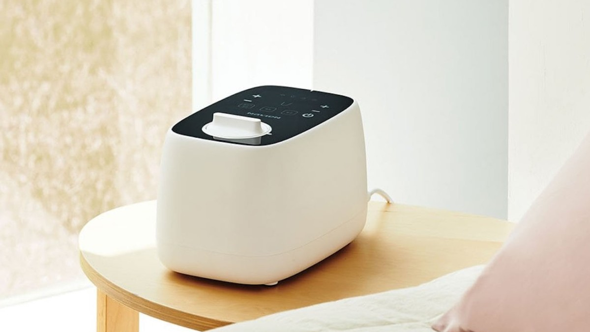 Navien Mate Bed Warmer allows different temperatures for each side of the bed