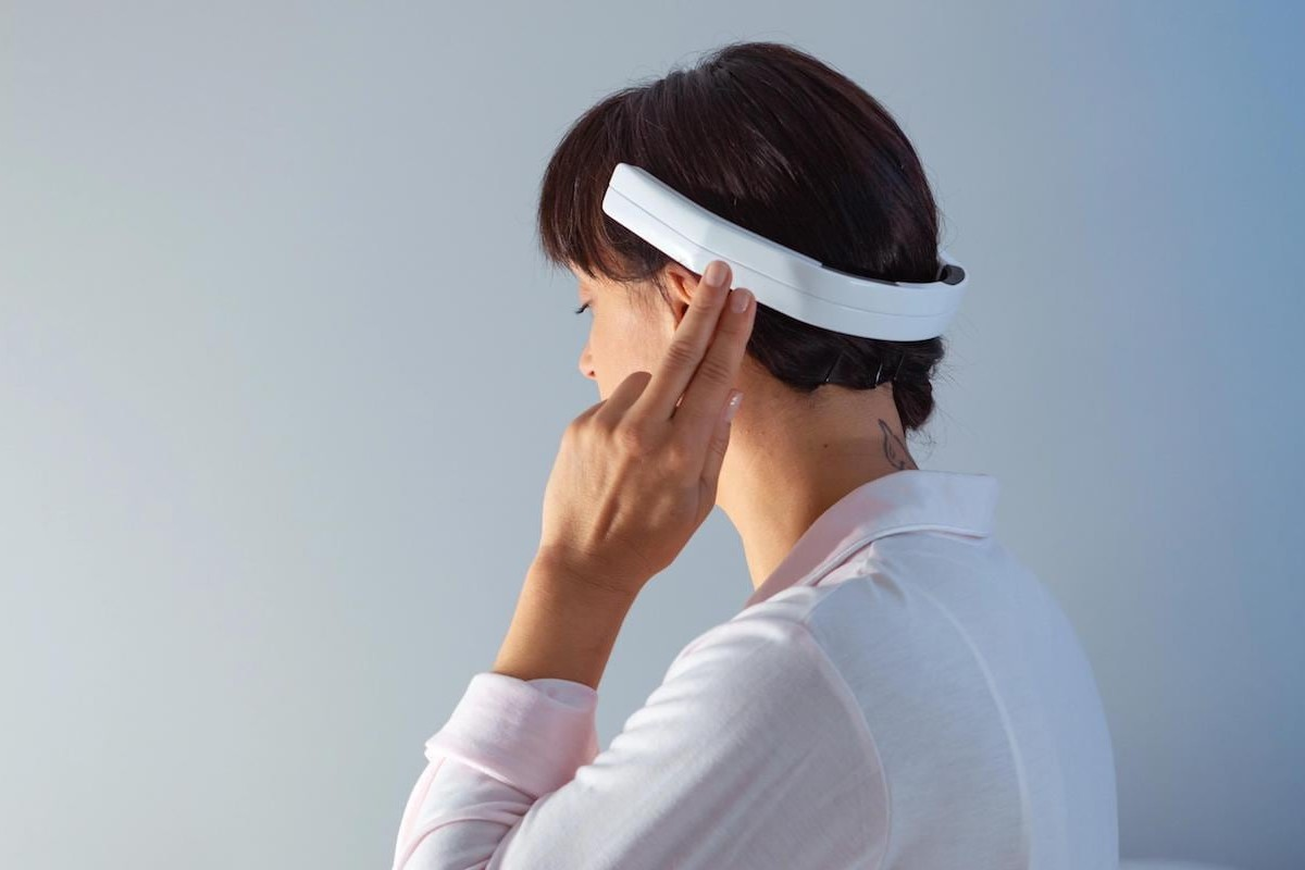 NeoRhythm Neurostimulation Wellness Headband helps you feel your best