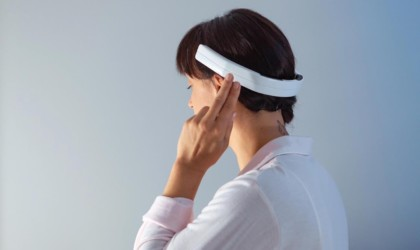 Neurostimulation Wellness Headband