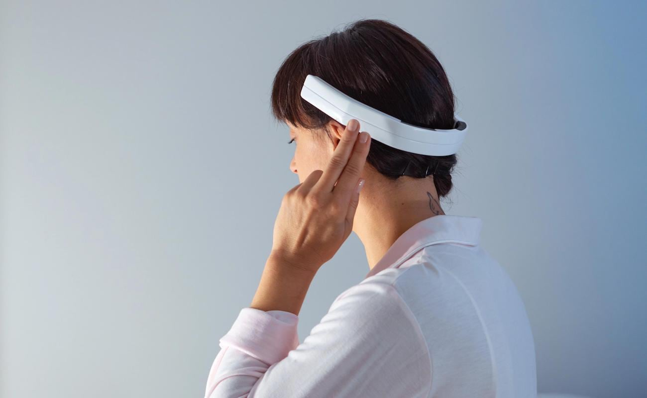 NeoRhythm Neurostimulation Wellness Headband helps you feel your best