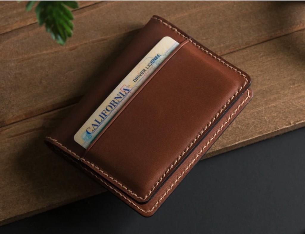 Nomad Tile Slim Tracking Wallet