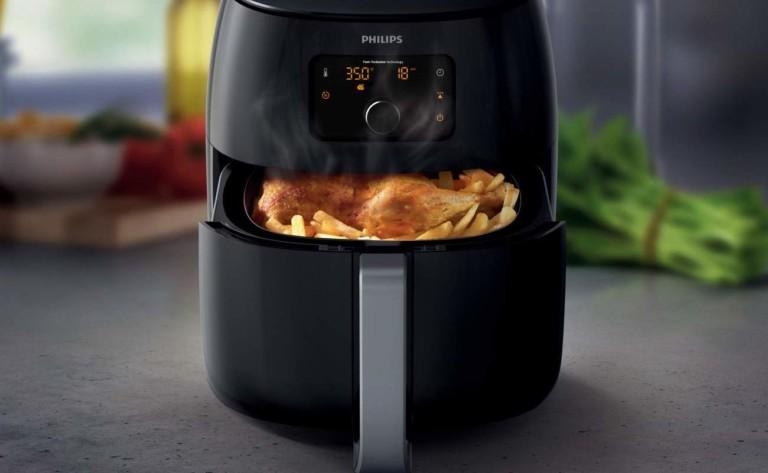 Philips Airfryer XXL Fat-Reducing Air Fryer