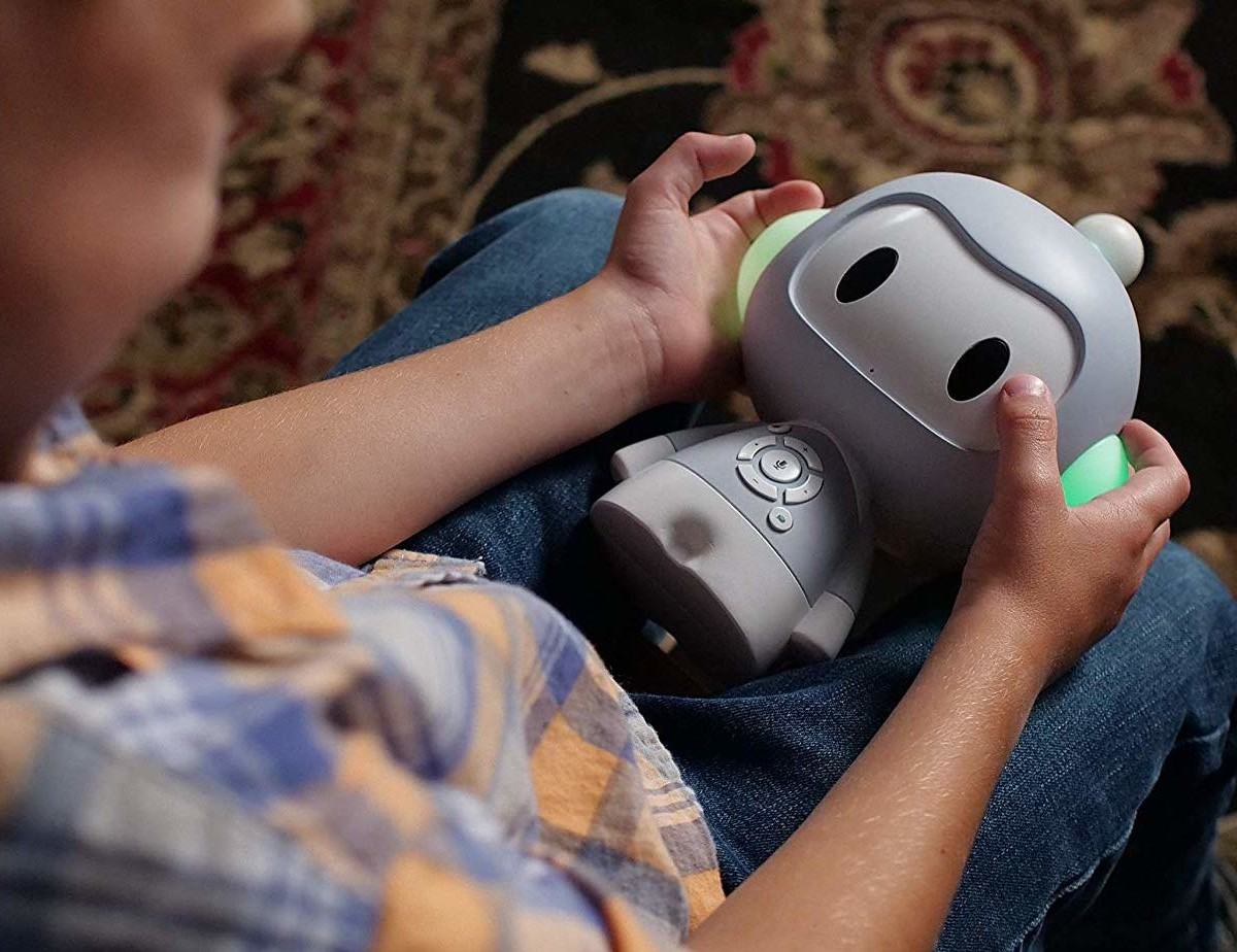 Pillar Learning Codi Educational Storytelling Robot tells animated stories to your child