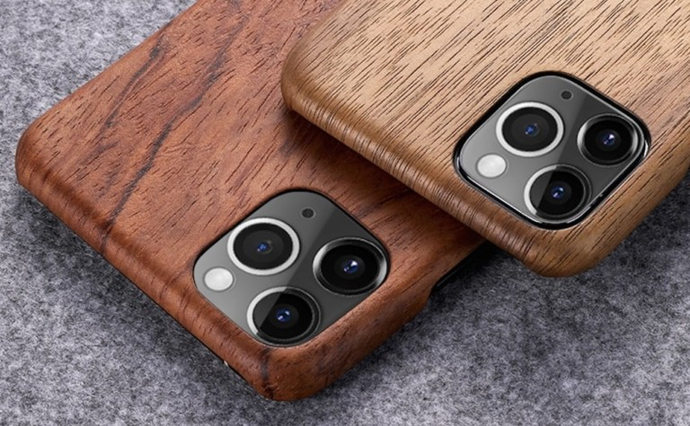 "Real Wood <em class=""algolia-search-highlight"">iPhone</em> 11 Pro Shell adds a natural touch to your style"