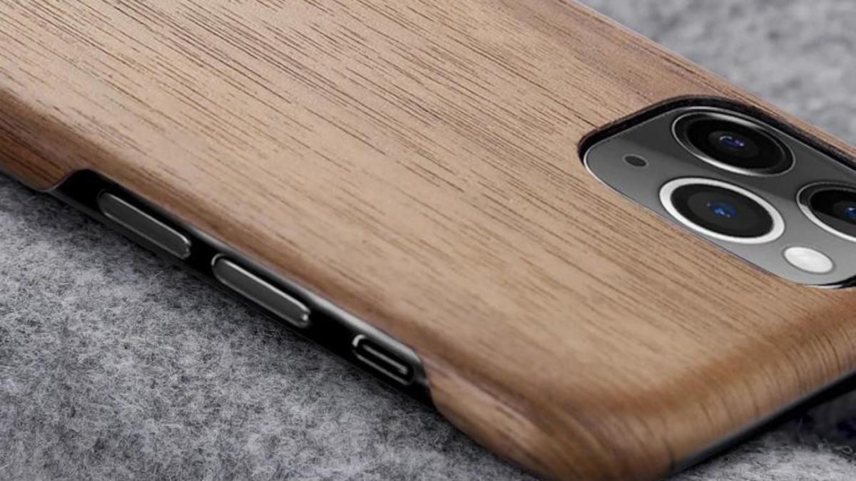 iphone 11 cover legno