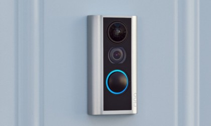 Ring Peephole Cam Door View Camera