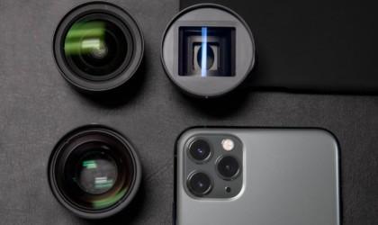 SANDMARC Lenses for iPhone 11 Pro Max, 11 Pro, 11