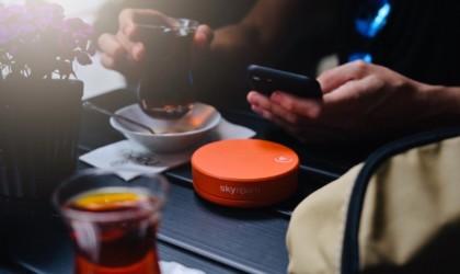 Skyroam Solis X Global Wi-Fi Device