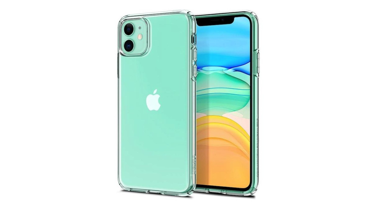 Spigen Liquid Crystal iPhone 11 Case lets you enjoy the natural beauty of your phone