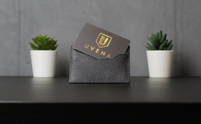 UVENA RFID-Blocking Card
