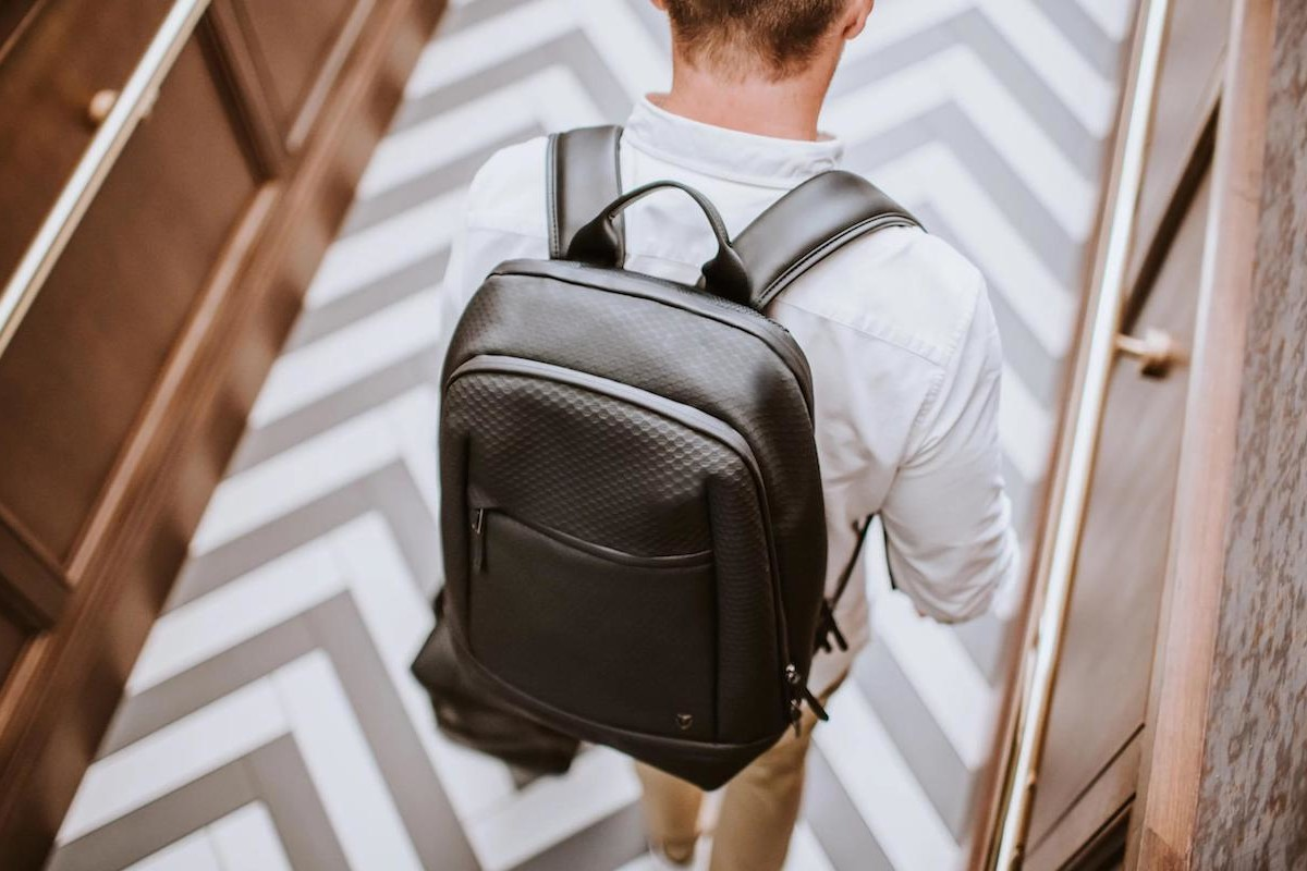 VESSEL Signature 2.0 Plus Getaway Backpack has a spot for everything