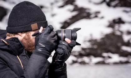Vallerret Markhof Pro 2.0 Ergonomic Photography Gloves
