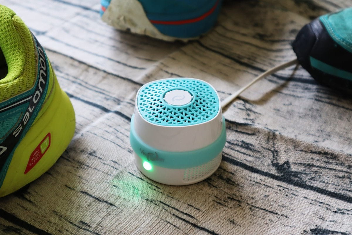 This Compact Odor Eliminator Requires No Replacement Filters