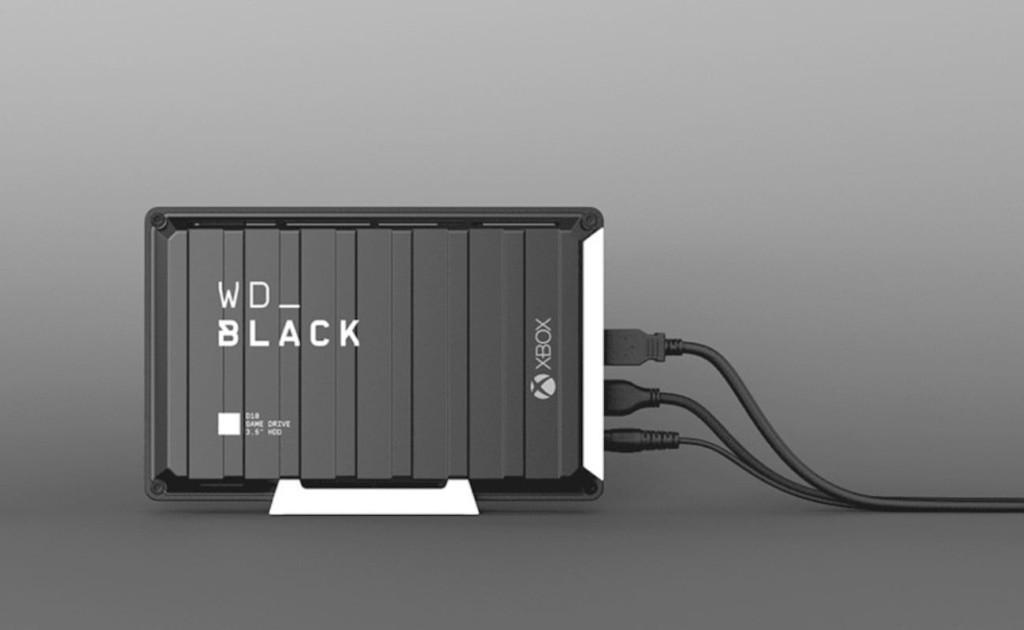 Western Digital WD_BLACK P10 Game Drive External HDD