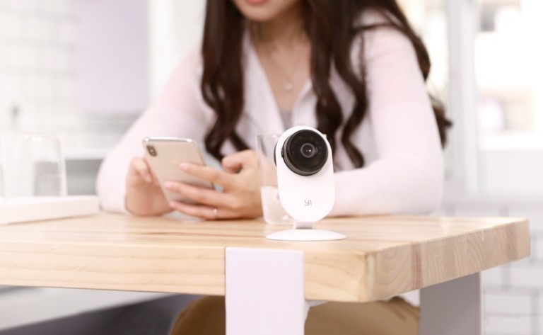 YI Home Camera 3 AI Security Setup