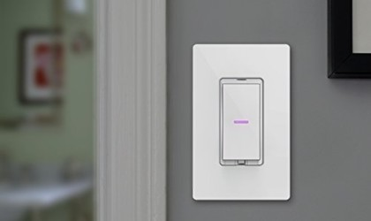 iDevices Smart Wi-Fi Dimmer Switch ($40 Off)