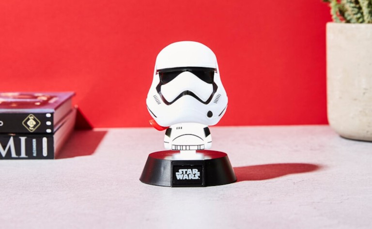 Star Wars Lamps 3D Character Lights
