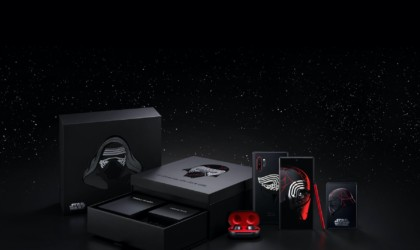Samsung Galaxy Note10+ Star Wars Edition Smartphone