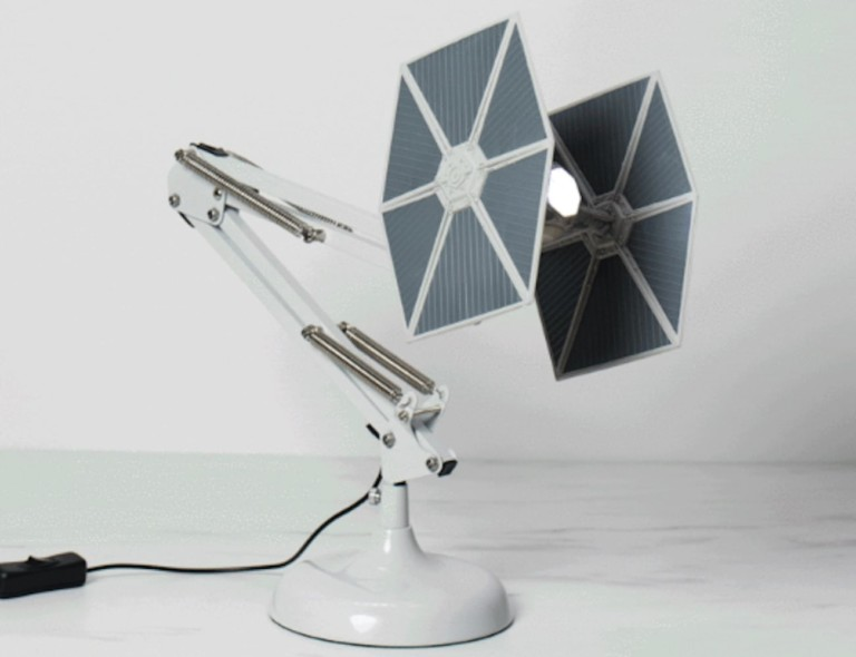 Firebox Stars Wars TIE Fighter Desk Lamp