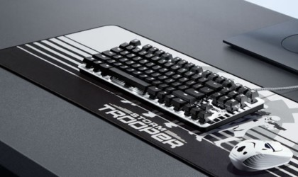 Razer BlackWidow Lite Stormtrooper Edition Keyboard