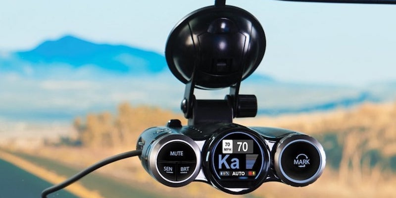 Cobra Road Scout Radar-Detecting Dash Cam