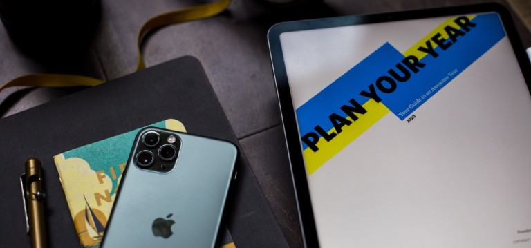 9 Goal-planning tools to help you stick to your New Year resolutions